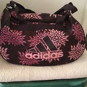 Adidas duffle/over night bag